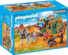Playmobil. Carrozza Western