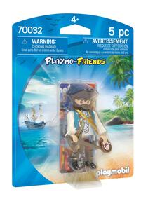 Playmobil. Pirata