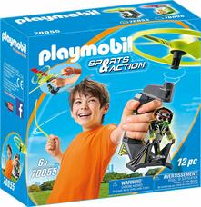 Playmobil (70055). Sports & Action. Disco Volante Top Agents