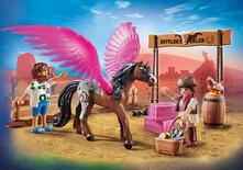 Playmobil 70074 - Playmobil: The Movie - Marla E Del Con Cavallo Alato