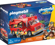 Playmobil 70075 - Playmobil: The Movie - Food Truck Di Del