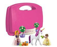 Playmobil (70107). Valigetta Grande Principessa Con Unicorno
