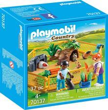 Playmobil (70137). Fattoria. Recinto Piccoli Animali