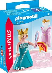 Playmobil 70153 - Special Plus - Principessa Con Cambio DAbito