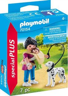 Playmobil 70154 - Special Plus - Mamma A Passeggio