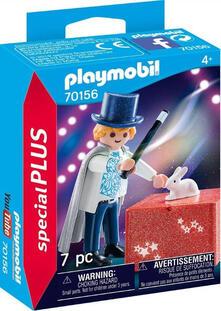 Playmobil 70156 - Special Plus - Mago Prestigiatore