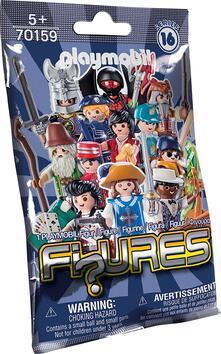 PLAYMOBIL Figures serie 16. boys