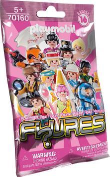PLAYMOBIL Figures serie 16. girls