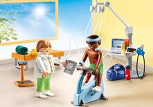 Playmobil 70195 - City Life - Fisioterapista