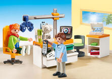 Playmobil 70197 - City Life - Oculista