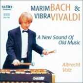 CD Musica per vibrafono e marimba Johann Sebastian Bach Antonio Vivaldi Albrecht Volz