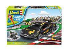Modellino 1/20 Junior Kit Racing Car, Black Revell