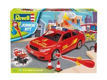 Modellino 1/20 Junior Kit Fire Chief Car Revell