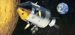 Apollo 11 Spacecraft (50 Years Moon Landing) 1:32 (RV03703)