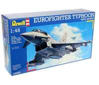 Giocattolo Aereo Eurofighter Typhoon twin seater (RV04689) Revell