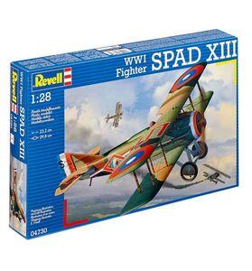 Giocattolo Aereo Spad XIII (RV04730) Revell 0
