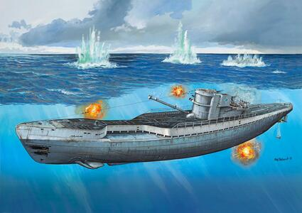 Nave German Submarine Type IX C/40 (RV05133) - 3