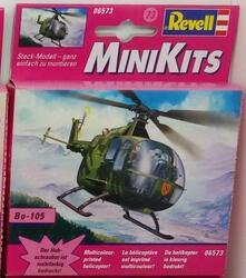 Revell Mini Kits Bo-105 Snap Kit Model