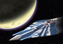 Revell Plo Koon's Jedi Starfighter Kit di montaggio Spazioplano