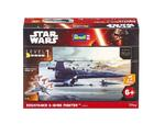 Modellino 1/78 Build & Play X-Wing Fighter Revell