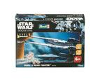 Modellino 1/100 Build & Play Rebel U-Wing Fighter (Rogue One) Revell
