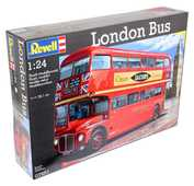 Giocattolo Camion London Bus (RV07651) Revell