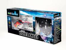 Helicopter Violet Angel 23953