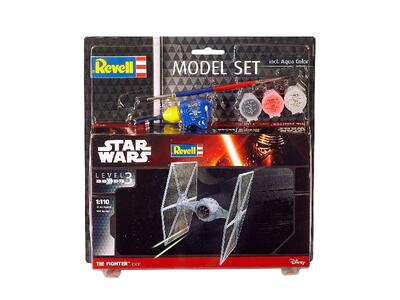 Modellino 1/52 Model Set Tie Fighter Revell - 2