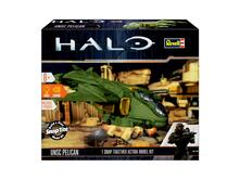 Modellino 1/100 Build & Play Unsc-Pelican (Incl. Light & Sound) Revell