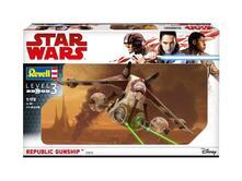 Star Wars. Republic Gunship (Model Kit Small)