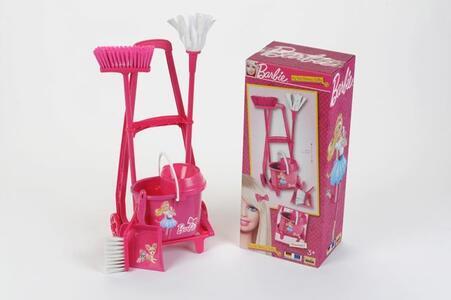 Barbie. Carello Pulizia - 2