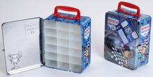 Theo Klein 8726. Valigia Collezione Auto In Metallo Bosch Service