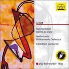 Bolero - La Valse - Vinile LP di Maurice Ravel,Carlo Rizzi