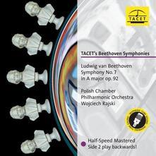 Sinfonia n.7 (180 gr.) - Vinile LP di Ludwig van Beethoven,Wojciech Rajski,Polish Chamber Orchestra