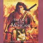 Cover della colonna sonora del film L'ultimo dei mohicani