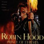 Cover CD Robin Hood principe dei ladri