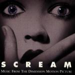 Cover CD Colonna sonora Scream - Chi urla muore