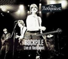 Live at - Vinile LP + DVD di Rockpile