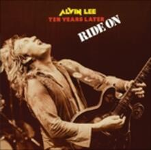 Ride on (180 gr.) - Vinile LP di Alvin Lee