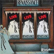 Live at Carnegie Hall (180 gr.) - Vinile LP di Renaissance