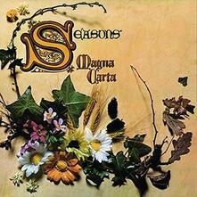 Seasons - Vinile LP di Magna Carta