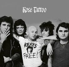 Keef's Free. The Best of Rose - Vinile LP di Rose Tattoo
