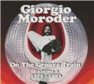 CD On the Groove Train 1 Giorgio Moroder
