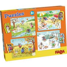 HABA 301888 puzzle 15 pezzo(i)