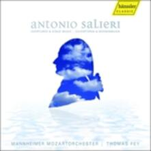 Ouverture e Balletti vol.2 - CD Audio di Antonio Salieri,Thomas Fey