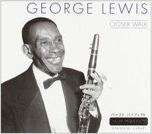 Closer Walk - CD Audio di George Lewis