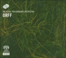Carmina Burana - SuperAudio CD ibrido di Carl Orff,Royal Philharmonic Orchestra