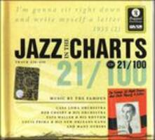 Jazz in the Charts 21 - CD Audio