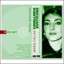 Cavalleria rusticana - CD Audio di Maria Callas,Giuseppe Di Stefano,Pietro Mascagni,Tullio Serafin
