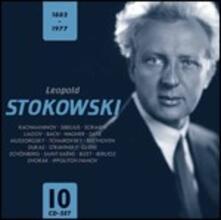 Leopold Stokowsky - CD Audio di Leopold Stokowski